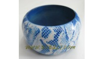 Bangles Wood Hand Painting