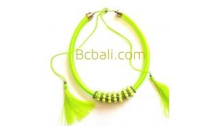 choker tassels necklaces fashion