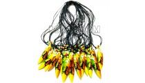 necklaces men's pendant surf board bob marley