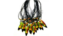necklaces for men's pendant surf board peace