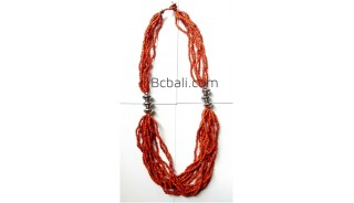 handmade necklaces sequins fashion jewelry balinese