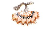 evil eyes pendant crystal bead miyuki fashion jewelry bali