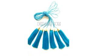 tassel pendant necklaces chrome pendant sugar