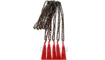 crystal beaded necklaces tassels color color long