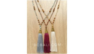 exclusive cup golden bronze bead necklaces crystal