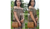 ata grass rattan cylinder design full handmade hand woven bag purses