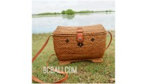 unique design balinese handwoven full handmade kiso handbag style