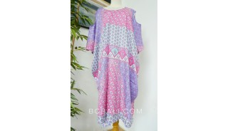 bali women dress rayon handmade long dress hand printing fabric