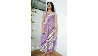 balinese fashion style women clothing handmade design longdress