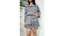 short pant bali clothing fashion fabric printing rayon abstract