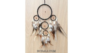 ethnic handmade dream catcher balinese design 5circle