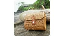 wallet sling bags rattan grass full handwoven handmade design