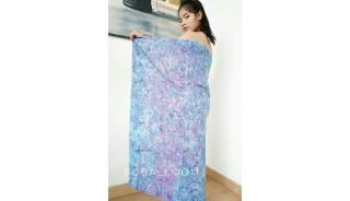 bali batik rayon sarongs hand stamp ethnic handmade beachwear