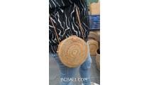 organic material ata grass women bags hand woven made in bali