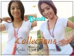 Beads Tassels Necklace