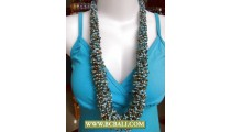 Beading Coloring Necklace Corn