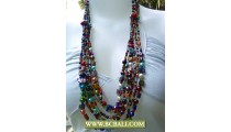 Coloring Beading Necklaces Layer