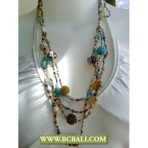 Coloring Beaded Fashion Necklaces with Stone - beaded ...