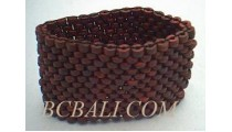 Wooden Beads Coco Bracelets