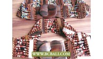 Belt Beads From Bali