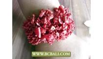 Fashionable Stretching Women Stone Bracelet