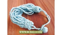 Unlimitted Strands Expandable Beaded bracelet