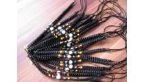 handmade braids hemp bracelet nylon