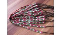 bali hemp bracelets friendship 20 pieces