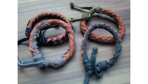 leather bracelet hemp for men's designs 4 color