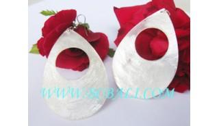 Natural Seashells Earring Fashion Women's