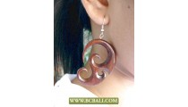 Wholesale Jewellry Wooden Earring