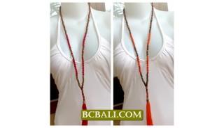Bali Fashion Women Necklaces Tassel