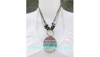 Necklaces pendants Shells  Unique Design
