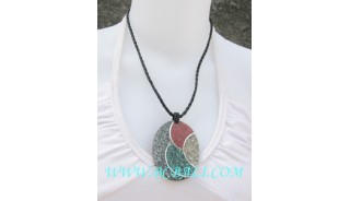 Ocean Shells Pendant Necklace Design