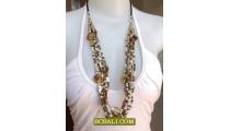 Bali Handmade Beaded Necklaces Fashion