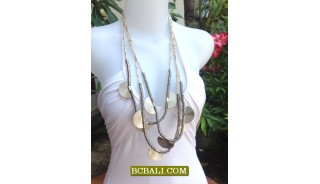Charm Beads Necklaces Fashion