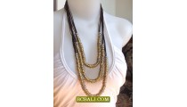 Stainless Charm Necklace Triangle Fashion