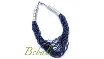 Bali Fashion Beaded Necklaces Design