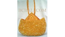 Women's Handbag Full Beads
