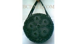 Handbag Full Beads Drum