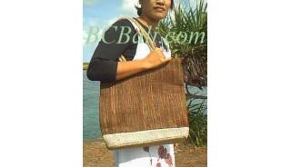 Beach Bags Seagrass