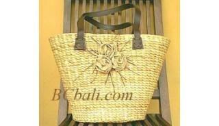 Beach Handbags Seagrass