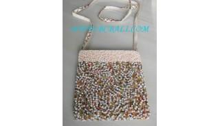 Bead Handbag Purses