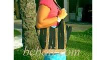 Casual Handbags Woven