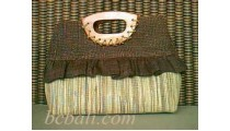 Organic Casual Handbags Natural