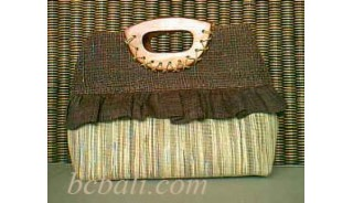 Organic Casual Handbags Natural