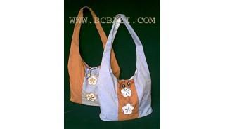 Fashion Cotton Ladies Bags