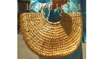 Handbags Handmade Seagrass