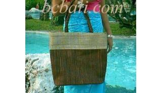 Handbags Kepang Handle