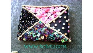 Handmade Beads Purses